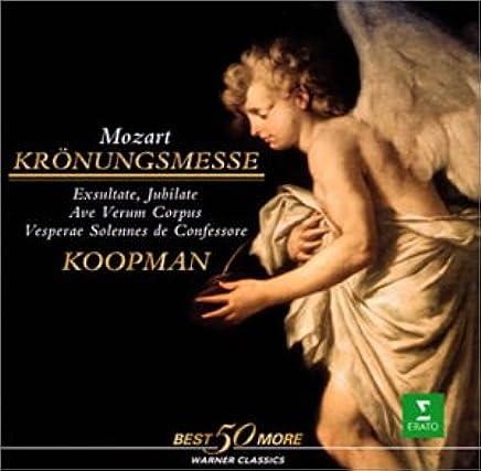 モーツァルト:戴冠ミサ