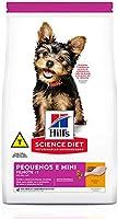 Ração Hill's Science Diet para Cães Filhotes Pequenos e Mini 800g