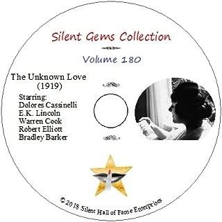DVD The Unknown Love (1919) Classic Silent War Drama