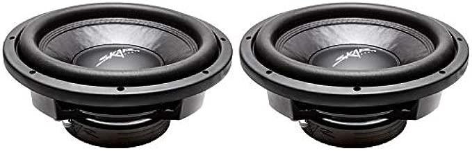 (2) Skar Audio VD-12 D2 12