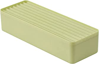 Power Cable Storage Box Desktop Charger Power Cord Management Box Large Capacity Eco-friendly Green