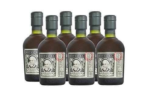 Botucal - Diplomatico, Reserva Exclusiva Rum (6 x 0.05 l)