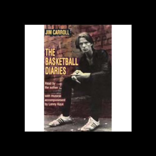 The Basketball Diaries audiobook cover art