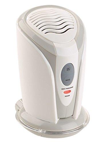 newgen medicals Kfz Ionisator: Mini-Ionisator und Luftreiniger für Auto, Kühlschrank, Schränke & Co. (Air Purifier)