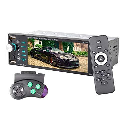XIAOYAFANG HXFANG 5,1 Pulgadas de Radio de Coche 1DIN Contacto Sn Multimedia MP5 Auto estéreo Bluetooth Ahora Caliente