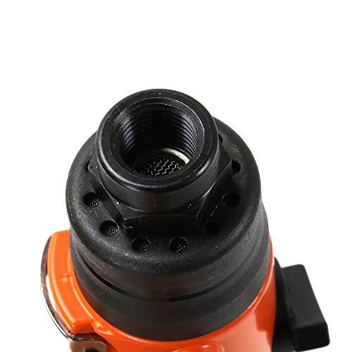 Pre-setting Torque Control Half Auto Pneumatic Air Screwdriver 1200RPM Reversable Professional Precision Tool 2-4mm Capacity