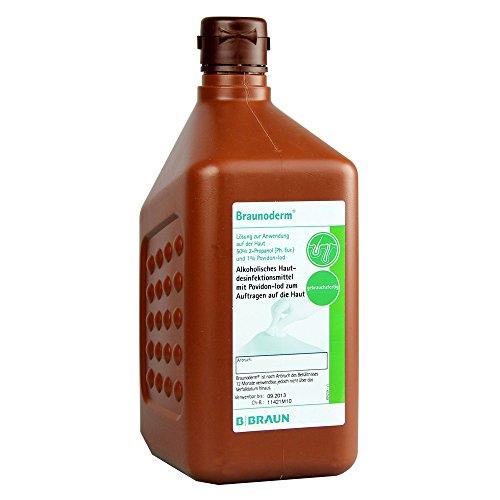 Braunoderm 3881156 Lösung Dosierflasche, 1 L, ungefärbt