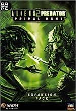 Aliens Vs Predator 2 : Primal Hunt ( Expansion Pack ) : PC DVD ROM , FR