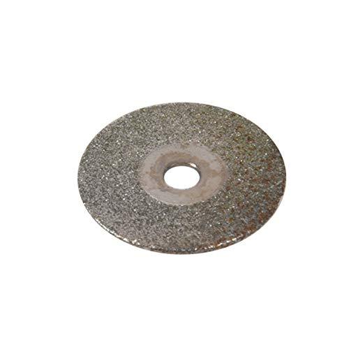 Milkvetch 10 X Discos de Disco de Corte de Diamante Hojas + 2 Eje de Eje para Herramientas Rotativas 18 Mm