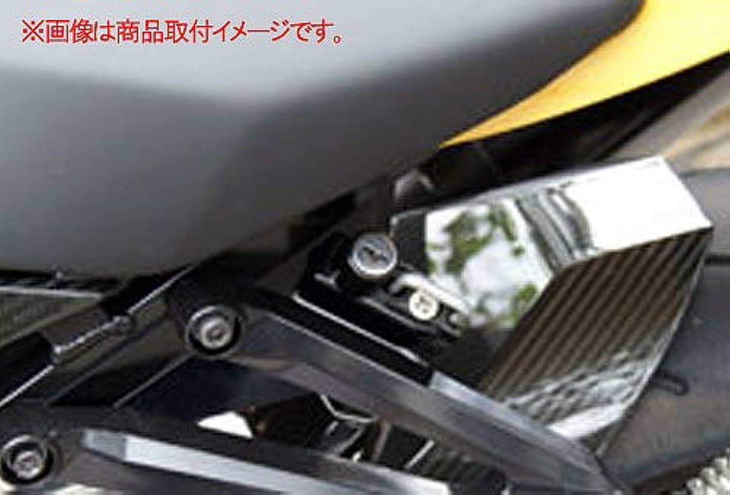 反逆太平洋諸島オセアニアキジマ(Kijima) ヘルメットロック(車種別) ブラック BMW:S1000RR用 BM-05003