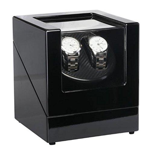 Caja de Reloj Caja de Reloj - Reloj Shaker Sway eléctrico Reloj...