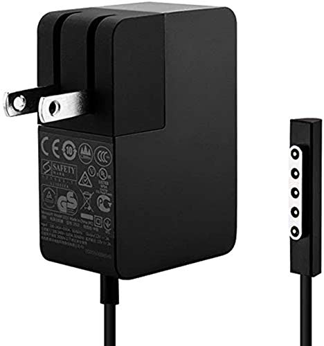 ASUST 24W 12V 2A AC Adapter Compatible with Microsoft Surface RT Surface Pro 1 and Surface 2 1512 Charger