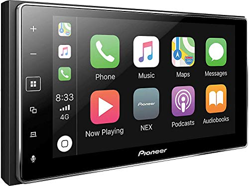 PIONEER MVH-1400NEX Digital Multimedia Video Receiver Apple CarPlay
