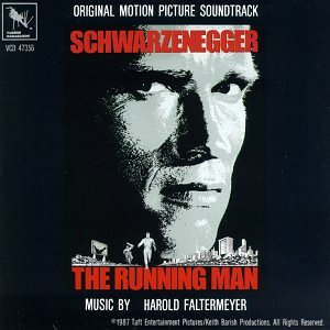 The Running Man: Original Motion Picture Soundtrack