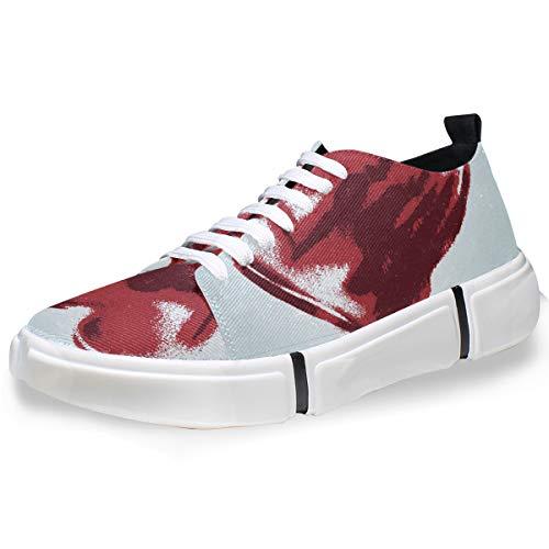 Lupinz Trap in Love - Zapatillas de Skate para Hombre, Color, Talla 41 EU