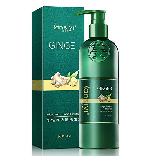 Champú Anticaída De Jengibre, Fórmula Herbal China, Acondicionador Nutritivo Y Promotor Del...