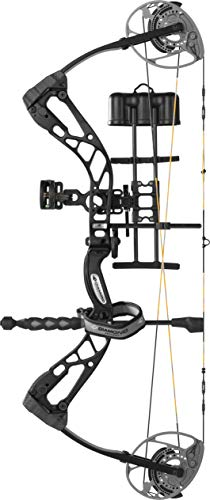 Diamond Archery Diamond Edge 320, Black, 7-70#