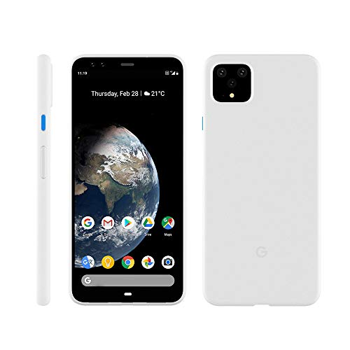 Minimal Case Designed for Pixel 4 XL (Frosted White)