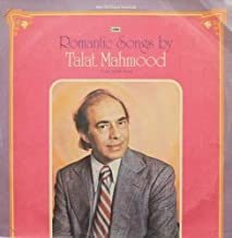 Talat Mahmood - Romantic Songs - ECLP 5601