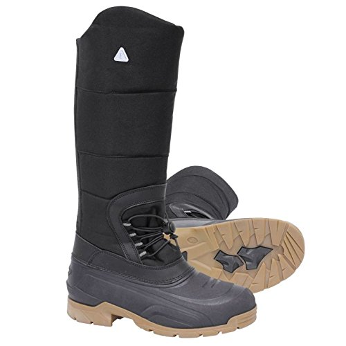 WALDHAUSEN ELT Stallstiefel Chur, Schuhgrösse 44, schwarz