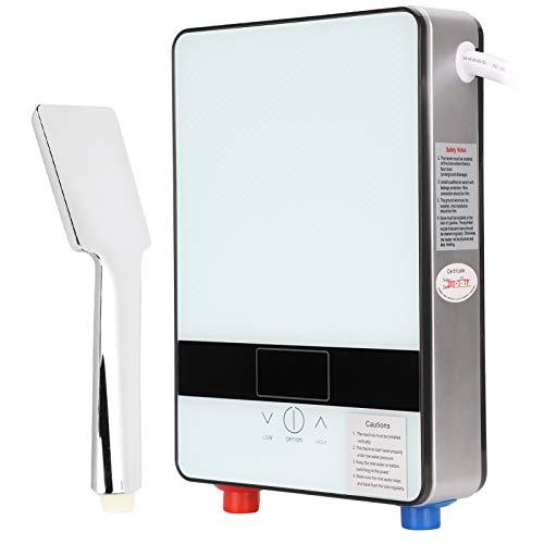 Calentador de agua eléctrico 4500W Calentador de agua...