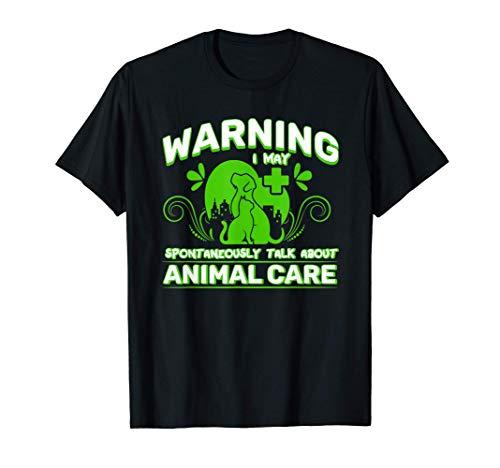 Veterinär Tierheilkunde Tierdoktor Tierarzt T-Shirt