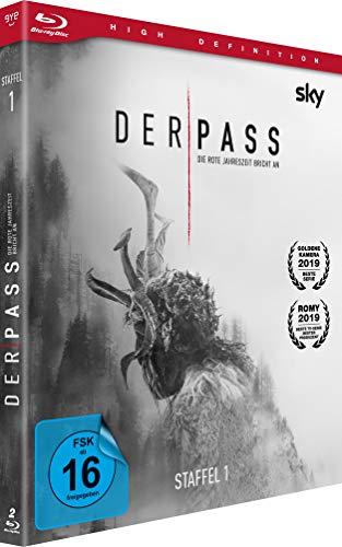 Der Pass - Staffel 1 - [Blu-ray] Ungekürzte Originalfassung