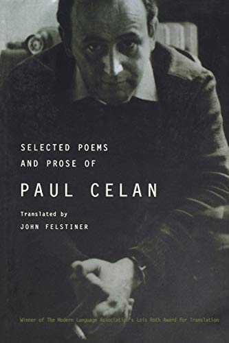 Top paul celan selected poems and prose for 2021