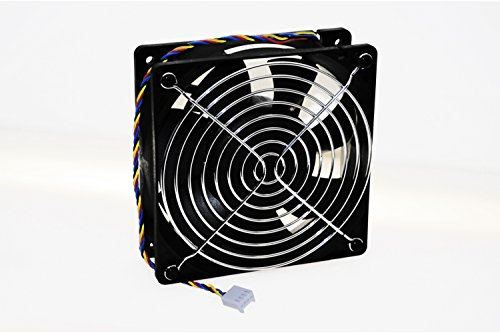 PartsCollection Delta Electronics Super Air Flow (120MM x 38MM) 12V 3.0A 4400 RPM High Speed Fan PWM Function