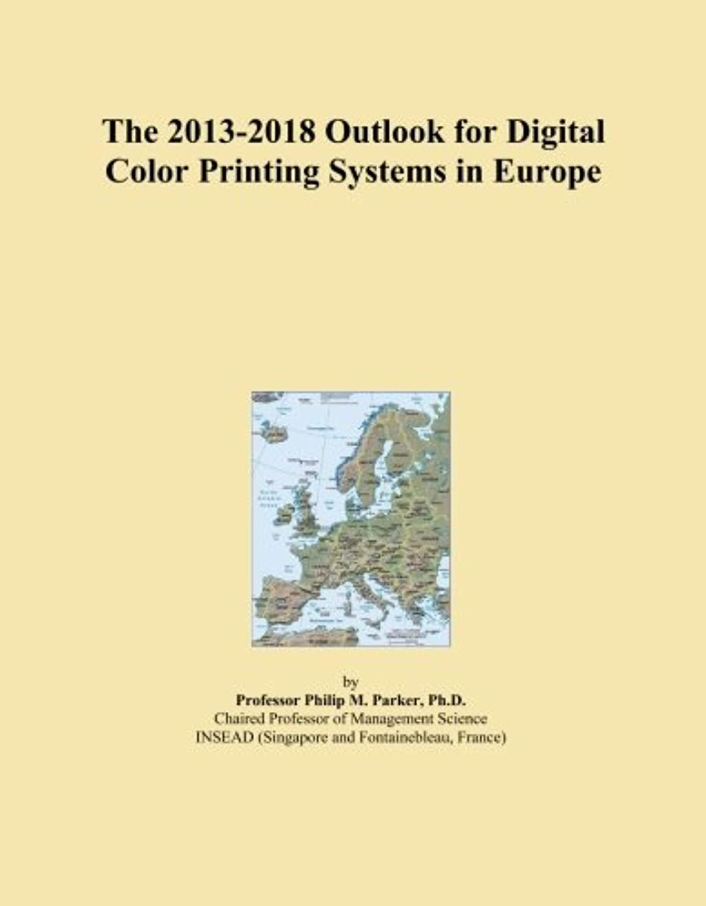 オンス音声議論するThe 2013-2018 Outlook for Digital Color Printing Systems in Europe