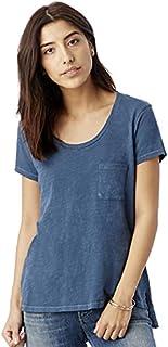 Alternative womens Slub Favorite T-Shirt T-Shirt (pack of 1)