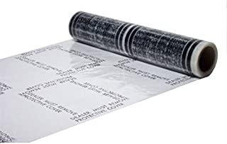 Discount Car Care Products Auto Adhesive Floor Mat, 4 mil | Perforated Every 21