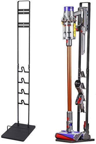 BRIGHTSHOW Stable Metal Storage Bracket Stand Holder for Dyson Handheld Cleaner V11 Animal v10 Absolute V8 Energy V7 V6 Cordless Stick Vacuum Cleaners with Charger Holder (Grey-No Charger Holder)