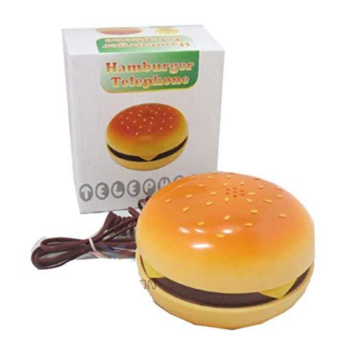 Oulensy TF06 Hamburguesa Cheeseburger de la Hamburguesa del teléfono del teléfono en Juno (Teléfono)