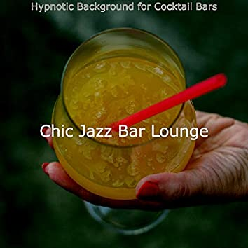 Hypnotic Background for Cocktail Bars