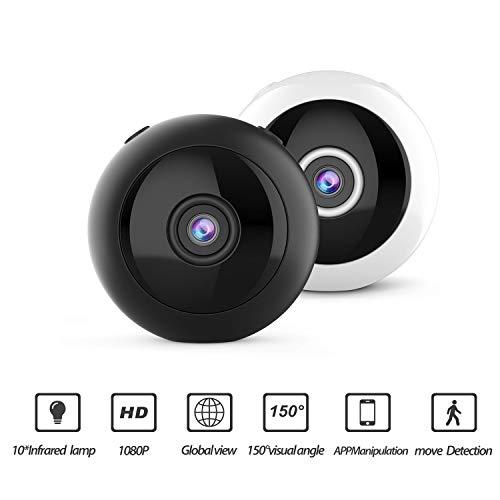 ZPWSNH Wifi Camera, Draadloze Afstandscamera, 1080P Mobiele APP Remote Management Monitoring Device camera
