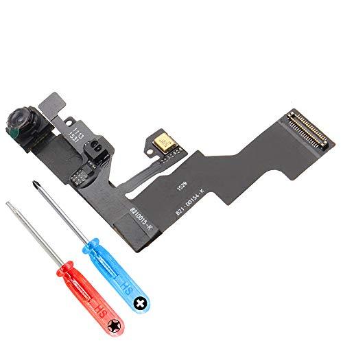 MMOBIEL Cámara Delantera/Frontal/Facial Compatible con iPhone 6S Plus Series Repuesto 5 MP Incl 2X Destornilladores