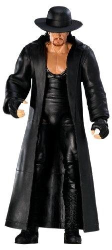 Wwe Catch Figurine Undertaker Nouveauté Mattel Collection Elite Série 1