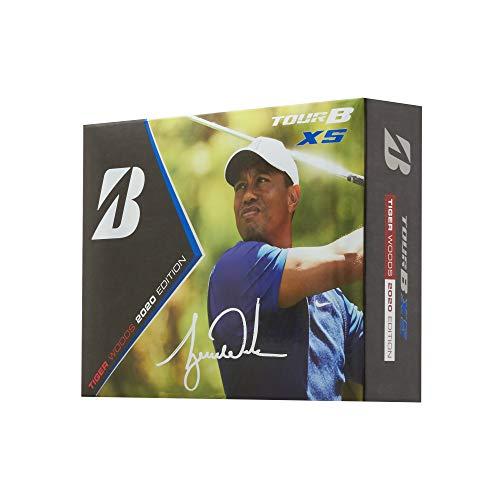 ブリヂストン TOUR B XS Tiger Woods 2020 Edition 12P ホワイト