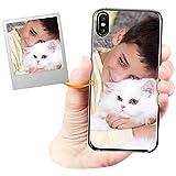 Coverpersonalizzate.it Coque Personnalisable pour Apple iPhone XS avec ta Photo, Image ou...