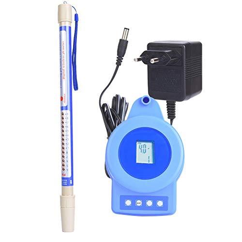 PH-029 PH-meter waterkwaliteitsmonitor, digitale pH-metertester multipunts draadloze afstandsbediening digitale online-PH-monitor-meter-waterkwaliteitsmonitor, PH-stift-tester (220V EU)