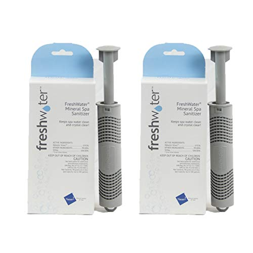 Hot Spring Spas Envoy NXT Freshwater Ag+ Continuous Silver Ion Sanitizer 71325-2 Pack