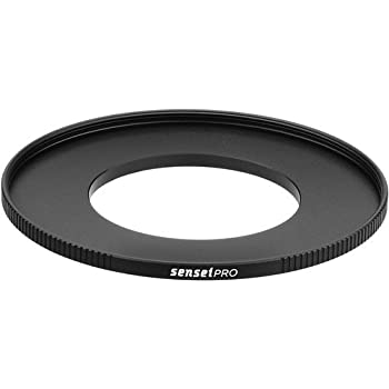 Sensei PRO 77mm Lens to 82mm Filter Aluminum Step-Up Ring 3 Pack