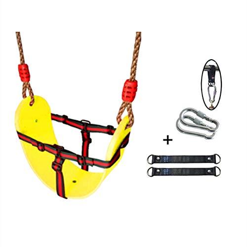 Swingsets voor achtertuin, Heavy Duty schommel voor kinderen Tree Swing voor buiten Biedt plaats aan 150 kg voor kinderen,B