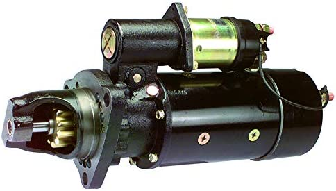 Genuine Rareelectrical New 12 Volt 11 Tooth Mack unisex Compatible Starter With