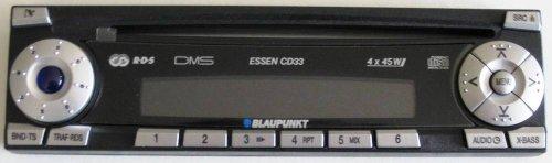 BLAUPUNKT Radio ESSEN CD33 Bedienteil Ersatzteil 8636595384 Neu