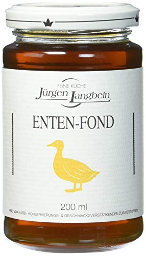 Jürgen Langbein Enten-Fond, 6er Pack (6 x 200 ml)