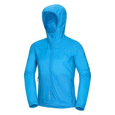 Northfinder Herren 2L Allwetter Jacke Northcover (281 blue) Größe XL