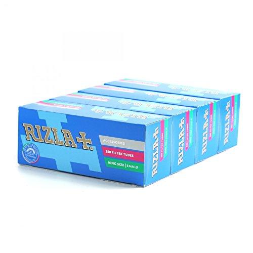 1000 Tubetti Sigarette Vuoti Rizla Blue