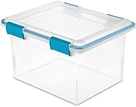 STERILITE 32Qt Clear Gasket Box 19334304 32Qt Clear Gasket Box